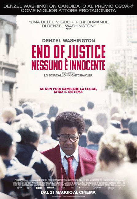 END OF JUSTICE - NESSUNO E` INNOCENTE